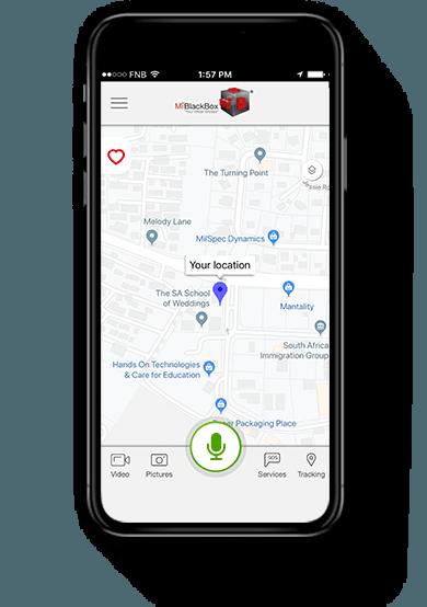 MiBlackBox app