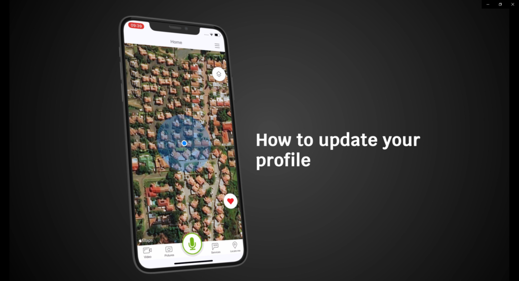 Managing your profile