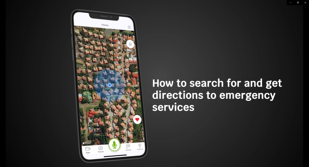 Accessing emergency services